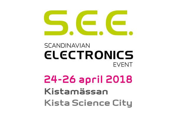 scandinavian electronics event